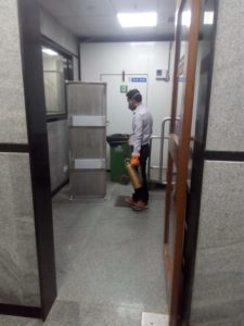 Pest Control Services for Hostel in Nagpur